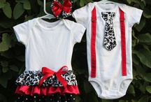 Babies: Kids' Fashion / by Ashley Bryant