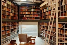 Dream House: Libraries / by Ashley Bryant