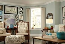 Dream House: Living Spaces / by Ashley Bryant