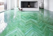 Creative floors / by Frances Simmerano Duke