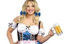 Sexy Beer Girl Costumes / What better way to turn on your partner than dressing as the server of their favorite beverage? #LoversLane  / by Lovers Lane