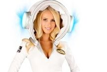 Sexy Astronaut Costumes / by Lovers Lane