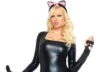 Sexy Cat Costumes / by Lovers Lane