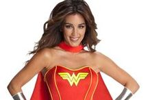 Sexy Superhero Costumes / We'll have you running faster than a speeding bullet and leaping over buildings with a single bound with our selection of superhero costumes. #LoversLane / by Lovers Lane