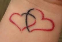 tattoos :) / by Tecca Burns