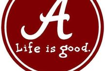You had me at Roll Tide! / by Danielle DeBusk
