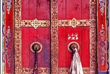 Doors / by Marty Hill