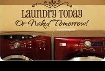 Laundry Room / by Marty Hill