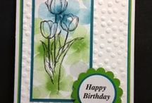 Stampin / Rubber stamping ideas that I might try / by Sheryl Willerick