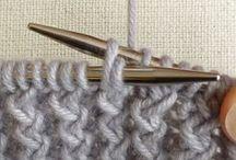 knitting / by Jennifer Hutchens