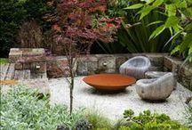 Home / Garden / Garden design, outdoor spaces, green home exteriors  / by Lani Cantor Vatland