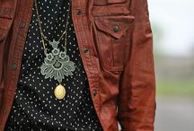 Threads / Wardrobe inspiration  / by Rachel Ayars