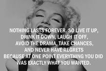 words of wisdom / by Reanna Brackstone