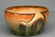 Yarn Bowls / by Sharon Hutson Hurricane Pottery