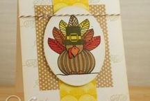 Autumn Inspirations / by Verve Stamps