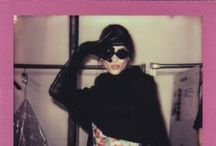 NYFW Polaroids / We'll be posting polaroids taken by our photographer, Driely S. at New York Fashion Week. / by Racked
