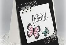 Hello Friend / by Verve Stamps
