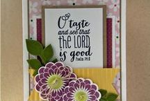 Psalm 34:8 / by Verve Stamps