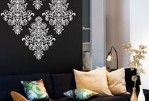 Damask Prints / by smith+noble