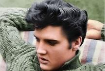 Elvis Aaron Presley  / by Kristin Leedy Kessler