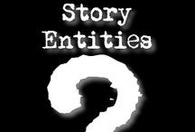 Story Entities / by Jeff Balek