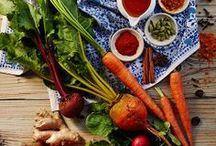 clean eating / by Ellen Spurgeon