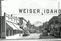 Weiser, ID (weezer) Where I was born and raised. / by Kristin Leedy Kessler