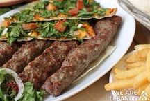 Lebanese & Mediterranean Food / by Pheonix out of the ashes