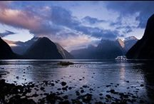amazing places - australia & new zealand / by Michelle Rugel