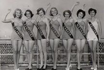 Miss Congeniality / Sashes, tiara, and titles. The board of pageantry. / by Kristin Leedy Kessler
