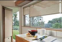 Neutral Window Treatments / by Smith & Noble