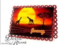 Scenic Stamping / by Darsie Bruno