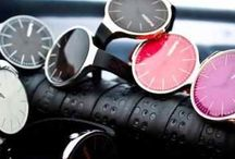 Time waits for no one! / Tick Tock arm candy  / by Tessa Altamura