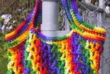 Yarn crafting / by Liz Weldy