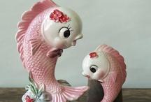 pottery / ceramics / by Misako Mimoko eva