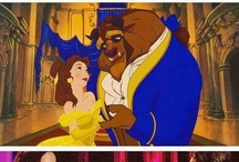 Beauty and the beast <3 / a board solely dedicated to my favorite Disney movie! / by Grace Buerklin