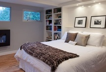 Beautiful Bedroom Built-Ins / by Michelle Gion