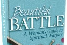 Quotes from Beautiful Battle / #Quotes from the #book Beautiful Battle: A #Woman's Guide to Spiritual Warfare / by Mary DeMuth