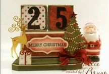 Holiday Crafting Projects I've Created / by Darsie Bruno