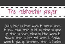 Relationships and Marriage / Articles on Christian marriage, friendships, and business relationships. / by Mary DeMuth