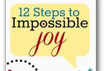 Finding Joy / We all have faced #trials of many kinds. #How to find #joy in the midst of our #suffering. / by Mary DeMuth