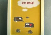 TRAILERS AND RV'S / by Heather Rainey