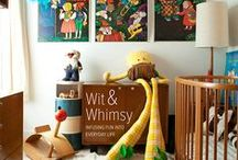 Kids rooms and ideas / by Anne Marie Dole