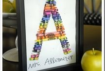 Teacher Gifts and School Crafts / by Heidi Binkley