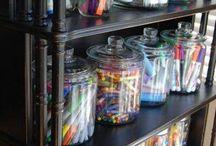 Storage & Organization / by Dana Frederick