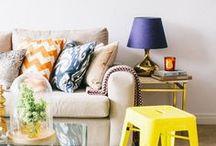 Home Ideas / by Tatiana Fields