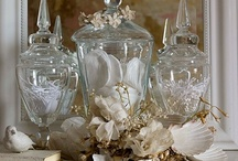 White Shabby Chic / by Bunny