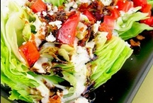 Salads and Dressings / by Brittany Cowdell