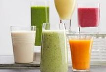 Juicing and smoothies  / by Brittany Cowdell