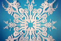 Frozen / by Nikki Scarlett Rose